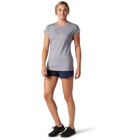 Smartwool Merino Sport 150 T-shirt Dames, grey heather